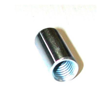 Ecrou rond de jonction de 10x30 inox SN 504-50