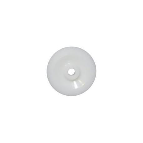 Réa en polyamide naturel diamètre 30 SN° 904
