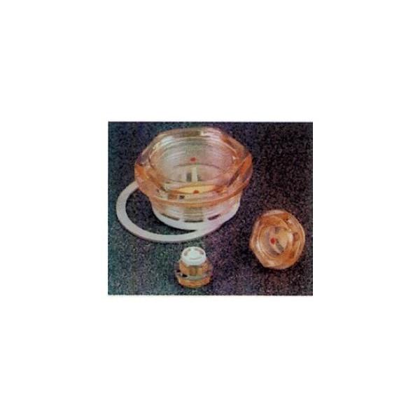 Témoin niveau d'huile D25 version filetée SN° 855-2