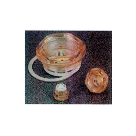 Témoin niveau d'huile D28 version filetée SN° 855-2