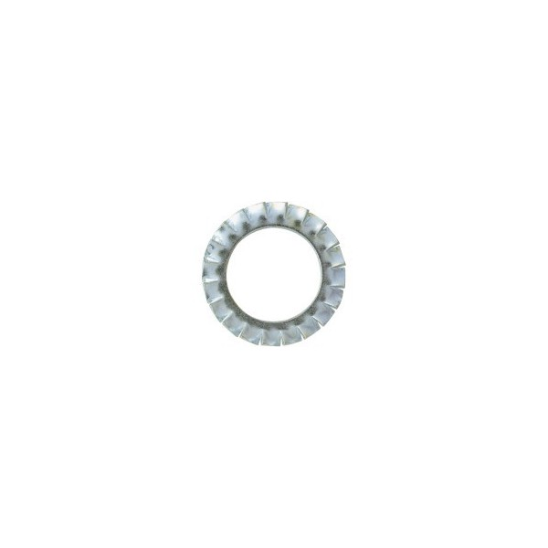 Rondelle dentelée de 10 SN° 522