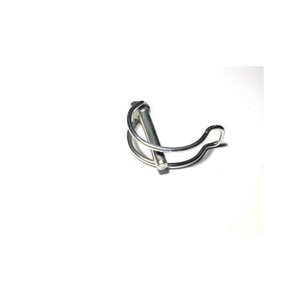 Goupille Clips diamètre 8 pour tube de 50 SN°808-100