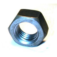 Ecrou six pans  à taraudage ISO à gauche  Diamètre 30 SN° 502