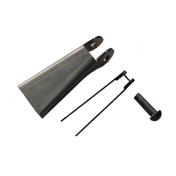 Linguet de sécurité complet pour crochet N°4 SN° 374