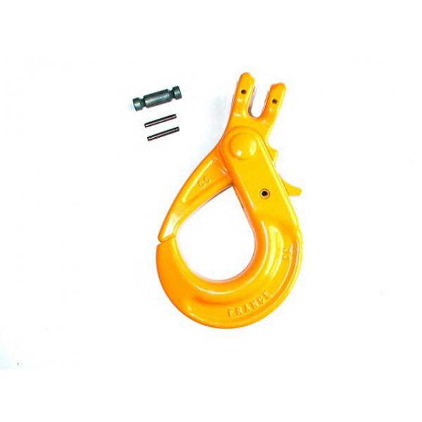 Crochet de sécurité à chape pour chaîne de 10 SN°690-017