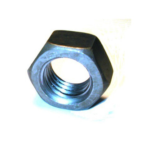 Ecrou six pans à taraudage ISO Diamètre 24 SN° 502