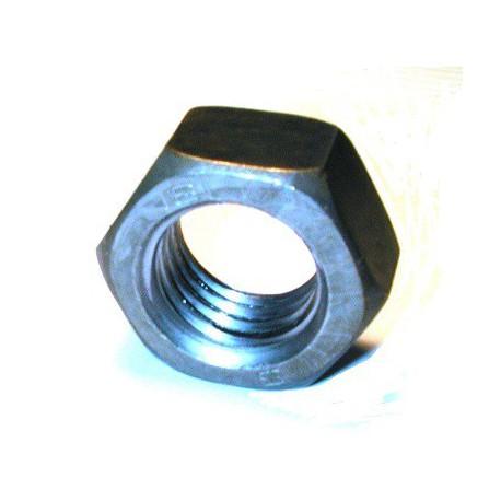 Ecrou six pans à taraudage ISO Diamètre 33 SN° 502