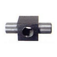 Ecrou à deux tenons à taraudage ISO Diamètre  30   SN° 516