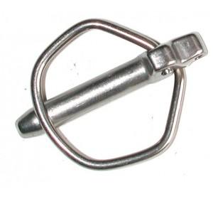 Goupille Clips acier inoxydable  diamètre 4.7 mm   SN°808-5