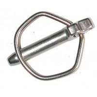 Goupille Clips acier inoxydable  diamètre 10.5 mm   SN°808-5