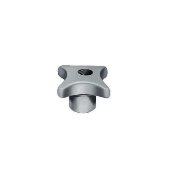 Ecrou à croisillon taraudé à 6 ISO à serrage rapide SN° 284-3