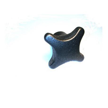 Ecrou à crosillon taraudé à 6 ISO trou borgne SN° 284-2