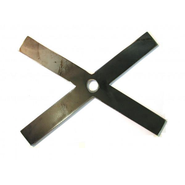 Clé de tirant en fer plat de 300 x06 longueur 400 mm SN° 55