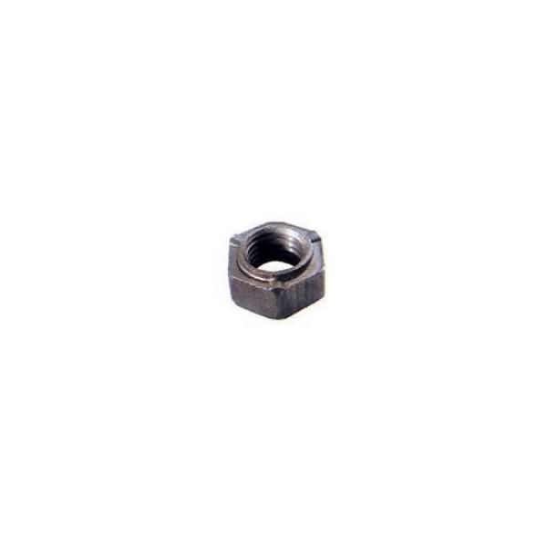 Ecrou à souder six pans à taraudage ISO Diamètre 4 SN° 506