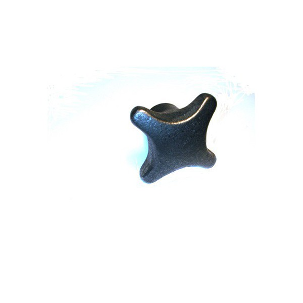 Ecrou à crosillon taraudé à 10 ISO trou borgne SN° 284-2
