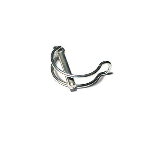 Goupille Clips diamètre 10 pour tube de 50 SN°808-100