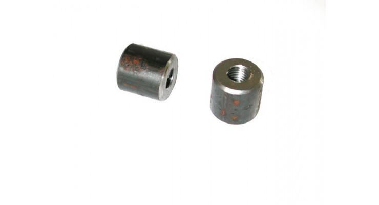 Ecrou cylindrique taraudage ISO   SN° 510