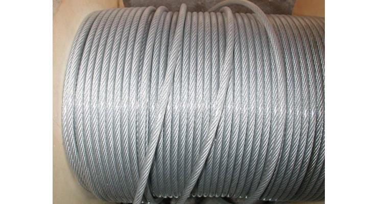 Câbles gainés plastique  SN° 678-1