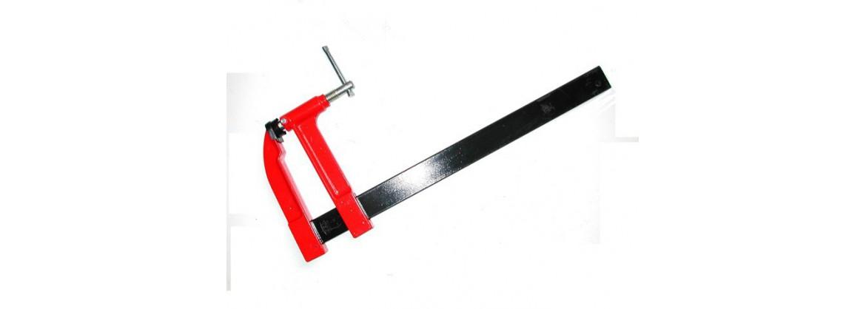 Serre- joints avec serrage par pompe SN° 25