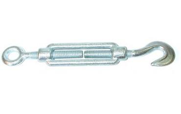 Tendeurs à lanternes à crochet et anneau zingués SN° 110-3