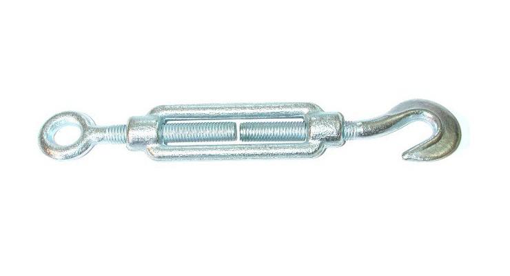 Tendeurs à lanternes à  crochets et anneaux inox SN° 110-35