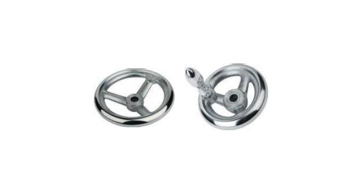 Volant aluminium  DIN 950 SN° 842