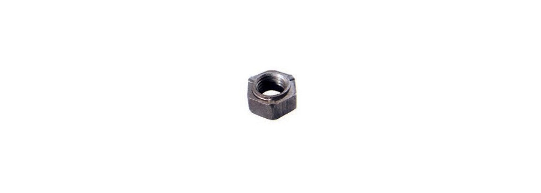 Ecrou à souder six pans à taraudage ISO SN° 506