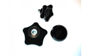 boules et boutons de manoeuvre