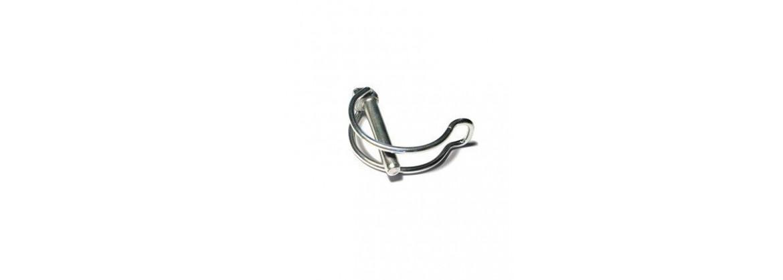 Goupille clips pour tube SN° 808-100